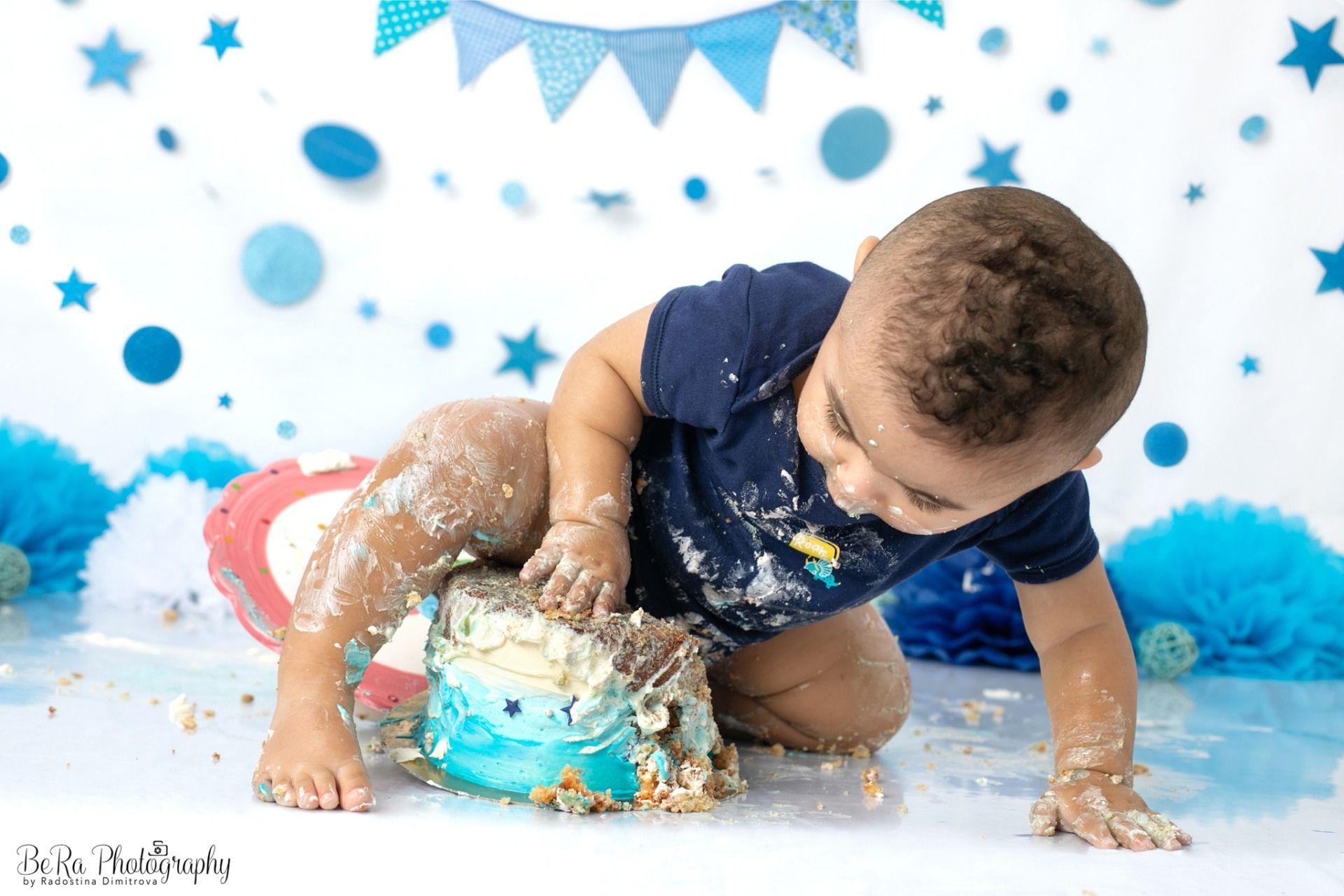 SESIONES DE PRIMER CUMPLEAÑOS CAKE SMASH